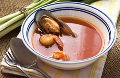 Bouillabaisse Stock Photo
