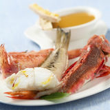 Bouillabaisse Stock Photography