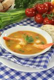 Bouillabaisse Royalty Free Stock Photo