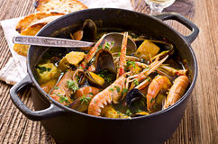 Bouillabaisse Royalty Free Stock Photos