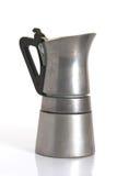 Bouilloire de café Images stock