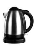 Bouilloire de thé électrique d'isolement Image libre de droits