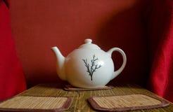 Bouilloire de thé Photos libres de droits
