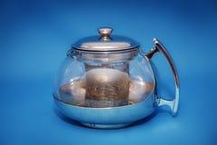 Bouilloire de thé Photos stock
