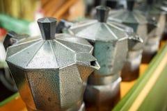 Bouilloire de thé Images stock