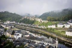 Bouillon Castle Stock Photography