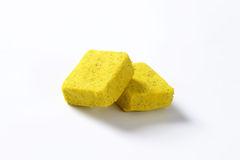Bouillon cubes Royalty Free Stock Images