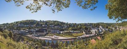 Bouillon panorama Zdjęcia Royalty Free