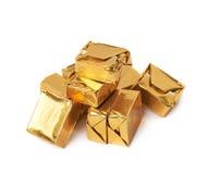 Bouillon stock broth cube  Royalty Free Stock Photos
