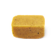 Bouillon stock broth cube  Royalty Free Stock Image