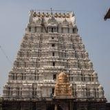 14 bouilt αιώνα της Ινδίας kamakshiamman kanchipuram θόριο ναών nadu tamil Στοκ εικόνα με δικαίωμα ελεύθερης χρήσης