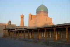 Boukhara, Republiek Oezbekistan royalty-vrije stock foto