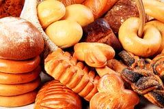 Boulangerie d'or Photographie stock libre de droits
