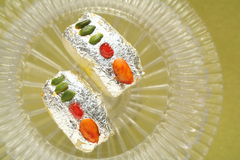 Boulangerie de bonbons à casse-croûte de nourriture fesstival Image stock