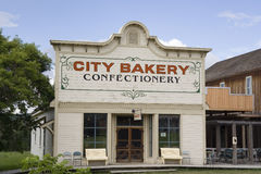 Boulangerie de cru Photos libres de droits