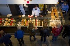 Boulangerie de luxe Photos libres de droits