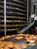 Boulangerie de pain Images stock