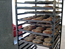 Boulangerie de Tradicional Photo stock