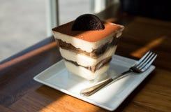 Boulangerie et café Image stock