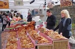 Boulangerie hongroise photographie stock