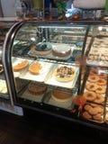 Boulangerie locale en ma ville Photo stock