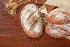 Boulangerie - pain frais photographie stock