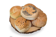 Boulangerie Rolls Photos stock