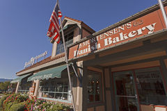 Boulangerie, Solvang, la Californie Photos stock