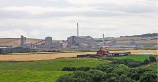 Boulby-Kalibergwerk, North Yorkshire Stockfotografie