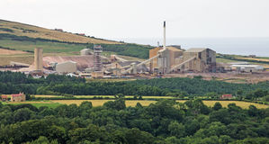 Boulby Potash Mine Royalty Free Stock Photography