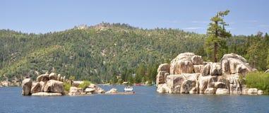 Boulder Bay panarama Stock Images