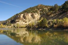 Boulder-Berg Utah Stockbilder