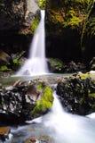 Boulder Cave Falls Royalty Free Stock Photo