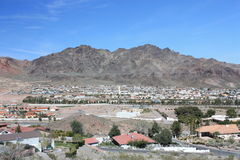 Boulder City NV Stock Images
