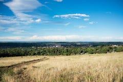 Boulder Colorado Stock Photo