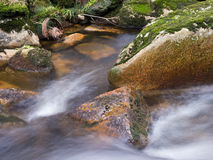 Boulder Creek Royalty Free Stock Photo