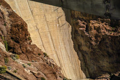Boulder Dam in Henderson Nevada Royalty Free Stock Photo