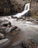 Boulder Falls Royalty Free Stock Image