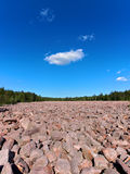 Boulder Field Royalty Free Stock Images