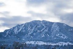 Boulder Flatirons Stock Photos