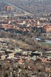 Boulder, Kolorado lizenzfreie stockfotos