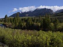 Boulder Mountains Stock Photos