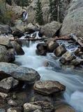 Boulder-Nebenfluss Lizenzfreies Stockbild