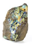 Boulder opal Royalty Free Stock Image