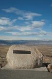 Boulder que negligencia Boulder Colorado Foto de Stock