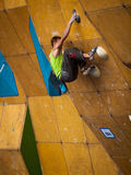 Bouldering Stock Photography