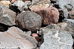 Boulders Royalty Free Stock Image