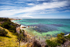 Boulders beach Royalty Free Stock Photography