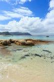 Boulders Beach - Cape Town Stock Image