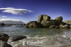 Boulders Beach Stock Photography
